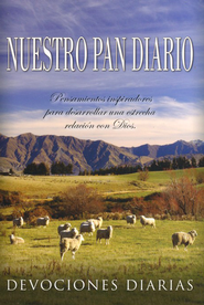 Nuestro Pan Diario  (Our Daily Bread)  -