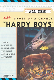 Ghost of a Chance - eBook  -     By: Franklin W. Dixon