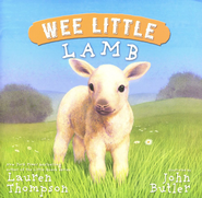 Wee Little Lamb  -     By: Lauren Thompson
