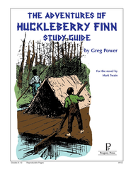The Adventures of Huckleberry Finn Progeny Press Study Guide   -     By: Gregory Power