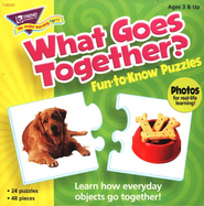 What Goes Together? Fun-to-Know Puzzles   -