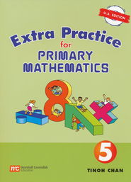 Singapore Math, Extra Practice for Primary Math U.S. Edition 5   -