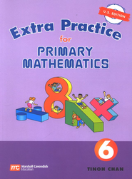 Singapore Math, Extra Practice for Primary Math U.S. Edition 6   -