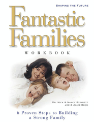 Fantastic Families Work Book - eBook  -     By: Nick Stinnett, Joe Beam