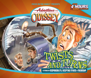 Adventures in Odyssey® #23: Twists and Turns  -