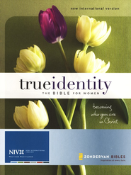 True Identity: The Bible for Women (NIV), Softcover 1984  -