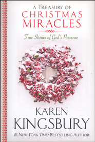 A Treasury of Christmas Miracles: True Stories of God's Presence   - Slightly Imperfect  -