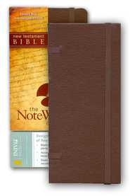 TNIV Noteworthy New Testament Bonded Leather, Tan  -