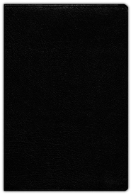 NIV | The Message/Parallel Study Bible, Bonded Leather Black  -
