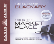 God In The Marketplace Audiobook on CD  -     By: Henry T. Blackaby