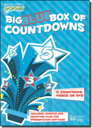 Big Blue Box of Countdowns   -