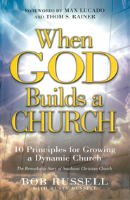 When God Builds a Church - eBook  -     By: Bob Russell