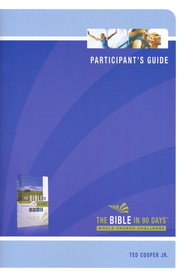 Bible in 90 Days: Whole-Church Challenge,  Participant's Guide  -