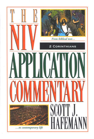 2 Corinthians: NIV Application Commentary [NIVAC]   -     By: Scott J. Hafemann