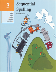 Sequential Spelling Level 3 Student Workbook, Revised Edition  -