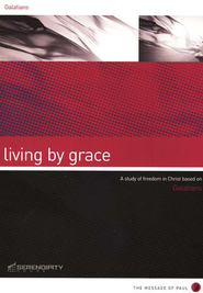 Living by Grace  Serendipity Studies  -