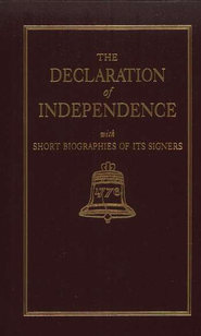 The Declaration of Independence   -
