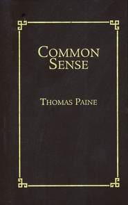 Common Sense   -     By: Thomas Paine