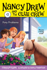 Pony Problems - eBook  -     By: Carolyn Keene