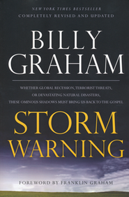 Storm Warning  -     By: Billy Graham