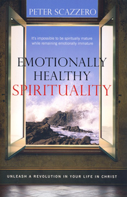 Emotionally Healthy Spirituality: Unleash a Revolution  in Your Life in Christ  -<br /><br /><br /><br /><br /><br /><br />        By: Peter Scazzero</p><br /><br /><br /><br /><br /><br /><p>