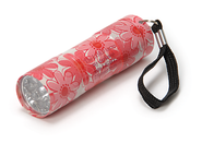 Floral Flashlight with Scripture Verse, Pink   -