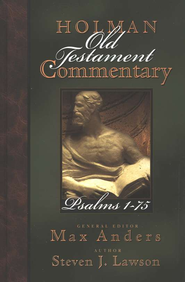Psalms 1-75: Holman Old Testament Commentary [HOTC]  - Slightly Imperfect  -