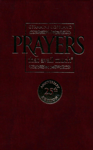 Prayers That Avail Much: 25th Anniversary Leather Gift Edition (burgundy)  -              By: Germaine Copeland