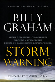 Storm Warning - Slightly Imperfect  -     By: Billy Graham