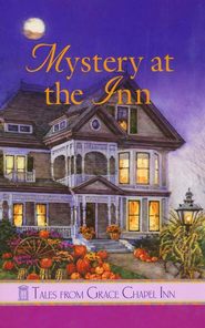 Mystery at the Inn, Grace Chapel Inn Series #15   -     By: Carolyne Aarsen