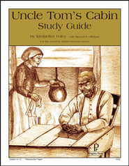 Uncle Tom's Cabin Study Guide Progeny Press Study Guide   -              By: Kimberlee Foley, Michael S. Gilleland