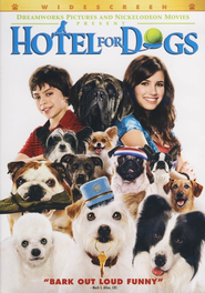 Hotel for Dogs, DVD   -