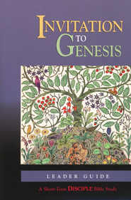 Invitation to Genesis: Leader's Guide  -     By: Peter Enns