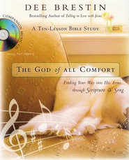 The God of All Comfort: A Ten-Lesson Bible Study  - Slightly Imperfect  -