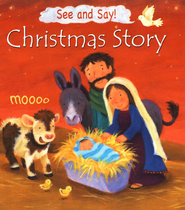 Christmas Story  -              By: Victoria Tebbs                   Illustrated By: Melanie Mitchell