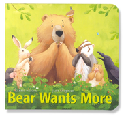 Bear Wants More, Board Book   -     By: Karma Wilson, Jane Chapman