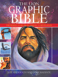 The Lion Graphic Bible: The Whole Story from Genesis to Revelation  -     By: Jeff Anderson, Mike Maddox