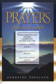 Prayers That Avail Much, Commemorative Edition   -     By: Germaine Copeland