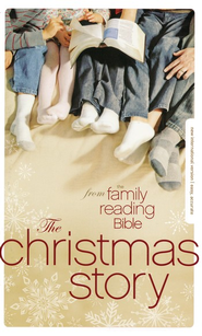 Family Reading Bible: The Christmas Story  -