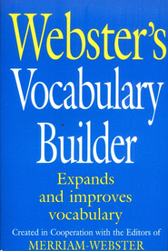 Webster's Vocabulary Builder   -