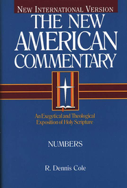 Numbers: New American Commentary [NAC]   -     By: Dennis Cole