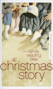 Family Reading Bible: The Christmas Story - 20-Pack  -