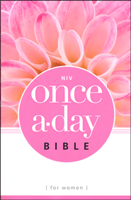 NIV Once-A-Day Bible for Women  -              By: Zondervan Bibles