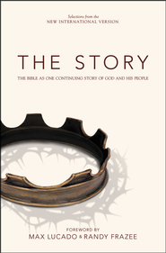 The Story, NIV: The Bible As One Continuous Story of God and His People  -