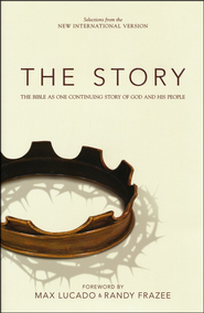 The Story, NIV: The Bible As One Continuous Story of God and His People, Case of 16  -