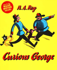 Curious George Softcover  -              By: H.A. Rey