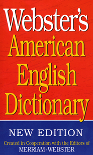 Webster's American English Dictionary (New Edition)   -