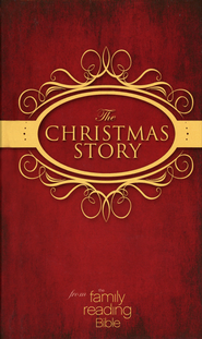 The Christmas Story from the Family Reading Bible   -
