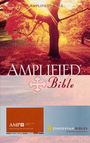 The Amplified Bible, Expanded Edition, Softcover  - Slightly Imperfect  -