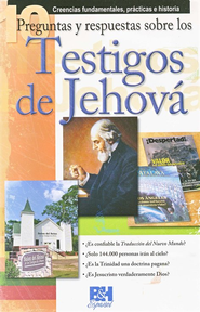 10 Preguntas y Respuestas Sobre los Testigos de Jehová  (10 Questions & Answers On Jehovah's Witnesses)  -     By: Holman Bible Editorial Staff, Holman Bible Editorial Staff